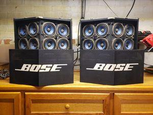 Speakers bose 800 professional loudspeaker system for Sale in Burbank, IL