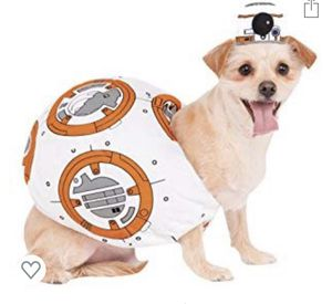 BB8 dog costume for Sale in Perris, CA