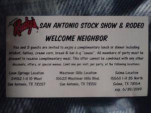 Rudys for Sale in San Antonio, TX