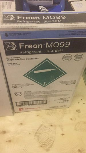 Freon MO99 200$ each tank for Sale in Coconut Creek, FL