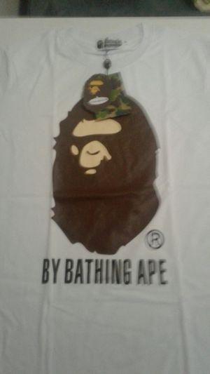 Bape shirt Authentic A Bathing Ape for Sale in Miami, FL