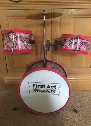 Girls drum set for Sale in Dale City, VA