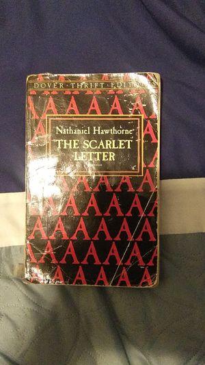 The Scarlet Letter for Sale in Lakeland, FL