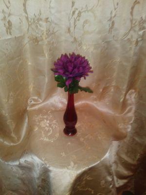 Ruby Bud Vase for Sale in Virginia Beach, VA
