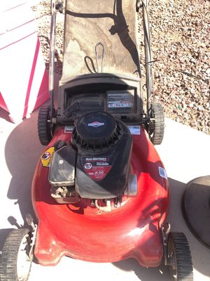 Yard Machine Almost New barely used for Sale in Phoenix, AZ