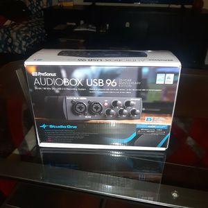 Presonus Audiobox USB 96 for Sale in Windermere, FL
