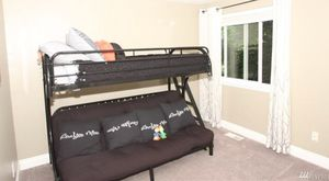 Futon Bunk bed for Sale in Tacoma, WA