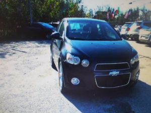 2014 chevy sonic for Sale in Houston, TX