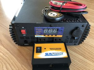 Pure sine wave inverter - Sunforce Professional Series for Sale in Vancouver, WA