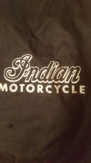Indian Motorcycle Helmet Bag for Sale in San Jose, CA