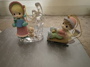 Precious Moments Christmas ornaments for Sale in Milwaukee, WI