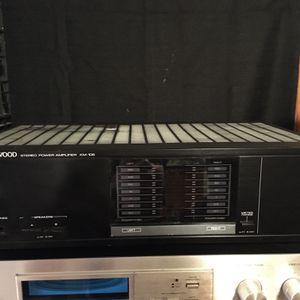 Kenwood KM-106 Power Amplifier for Sale in Virginia Beach, VA
