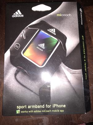 New Adidas arm band for iPhone 5 for Sale in Coronado, CA