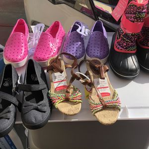 Girls Size 2 Shoes New With Tags for Sale in San Diego, CA