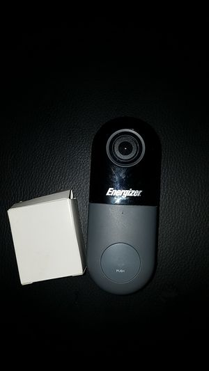 Energizer Home security door bell,camera for Sale in Canton, IL