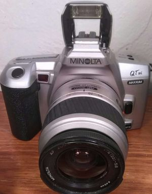 Minolta film camera for Sale in Denver, CO