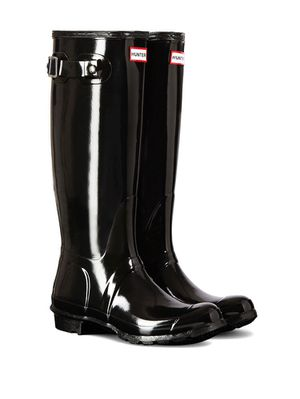 Hunter Original Wellington Tall Gloss Rain BOOTS 971 Black Size 10 and 11 available for Sale in Hayward, CA