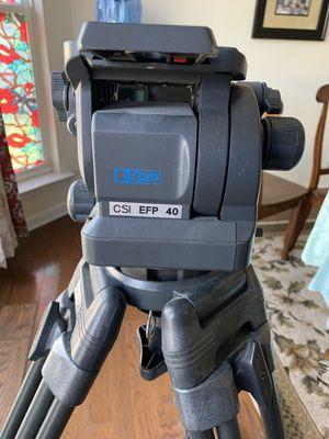 Daiwa CSI EFP 40. Tripod for Sale in Durham, NC