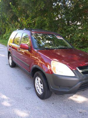 honda crv-4 for Sale in Kissimmee, FL