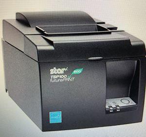 Star tsp100 eco future prnt kitchen printer for Sale in Philadelphia, PA