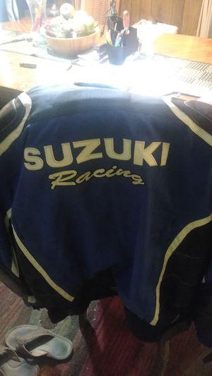 Motorcycle jacket Suzuki for Sale in Walnut, CA