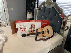 Taylor swift baby taylor guitar pack for Sale in Tampa, FL