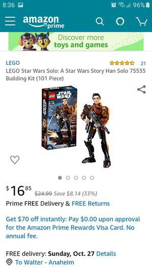 Brand new lego Disney collectable for Sale in Anaheim, CA