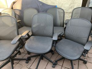 knoll office chairs for Sale in Hayward, CA