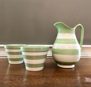 Pitcher and two plant pots for Sale in Lexington, MA