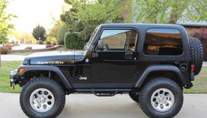 Everyone dreams 2004 Jeep Wrangler for Sale in Reading, PA