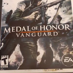 MEDAL Of HONOR Van Guard (Nintendo Wii + Wii U) for Sale in Lewisville, TX