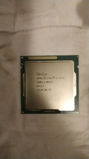 Intel Core i5-3470T 2.90ghz/ Computer procesor/Computer parts for Sale in Melrose Park, IL