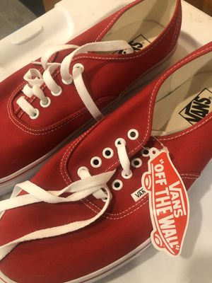 Vans shoes, never worn - size 10 for Sale in Denver, CO