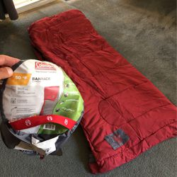 Coleman Bannack Sleeping Bag for Sale in San Diego,  CA