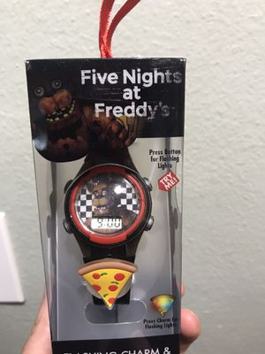 Brand New FNAF Watch for Sale in Boring, OR