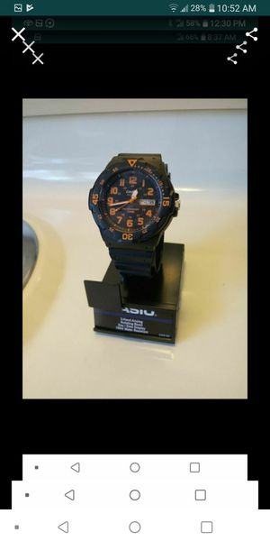 New Casio 100m Divers Watch for Sale in Raleigh, NC