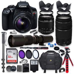 Canon EOS Rebel T6 DSLR Camera (kit) for Sale in Miami, FL