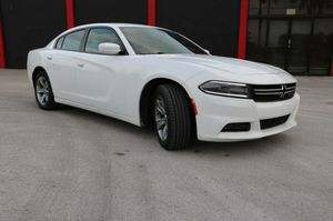 2015 DODGE CHARGER - CLEAN TITLE for Sale in Miami, FL