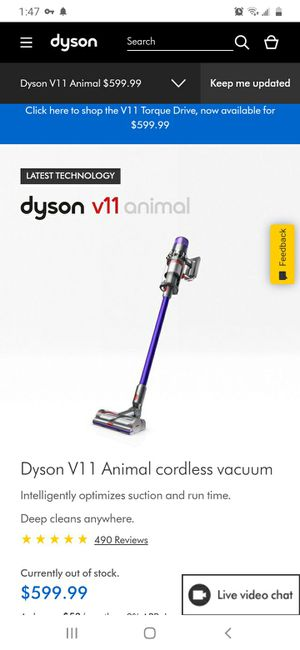 Vacuum for Sale in Phoenix, AZ