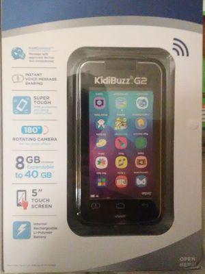 Vtech kiddibuzz g2 smart device for Sale in Tulsa, OK