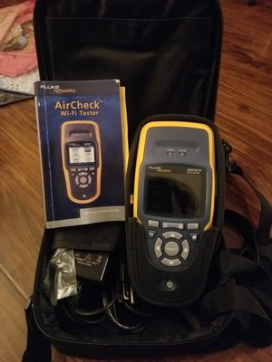 Air check wi-fi tester for Sale in Los Angeles, CA