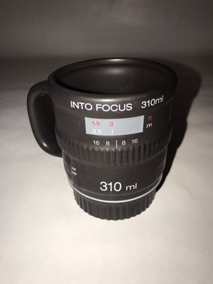 Camera lens mug for Sale in Modesto, CA