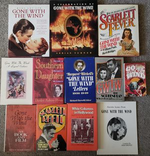 Gone With the Wind - 12 book lot for Sale in Los Angeles, CA