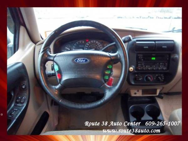 2001 Ford Ranger Supercab 4.0L XLT Appearance Truck RWD