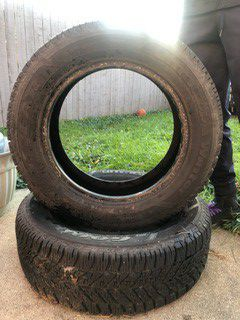 Brand New Goodyear All Season Ultra Grip Tires for Sale in Maywood, IL