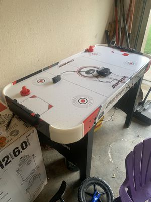 Triumph air hockey table for Sale in Flower Mound, TX