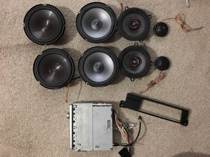 Stereo System for car for Sale in DeSoto, TX