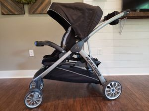 Chicco bravo for 2 double stroller for Sale in Land O Lakes, FL