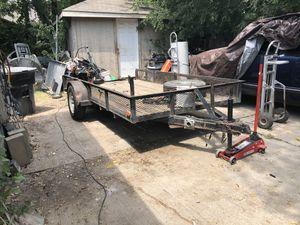 12' trailer for Sale in Dallas, TX