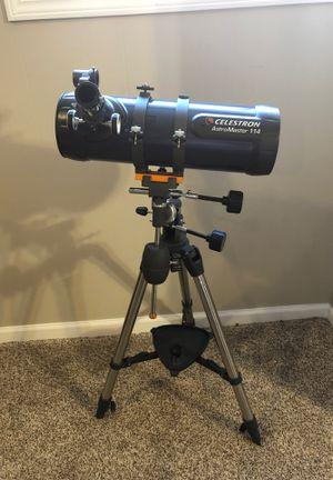 Celestron AstroMaster 114 for Sale in Palos Hills, IL